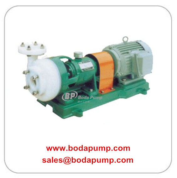Fluorine Plastic Acid Proof Chemical Pump