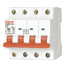 Short-Circuit Protection Switch 6KA MCB