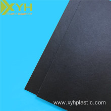 Insulation Antistatic Black Bakelite Plate for CNC Machine