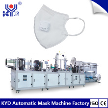High Speed Folding Type Mask Making Machine