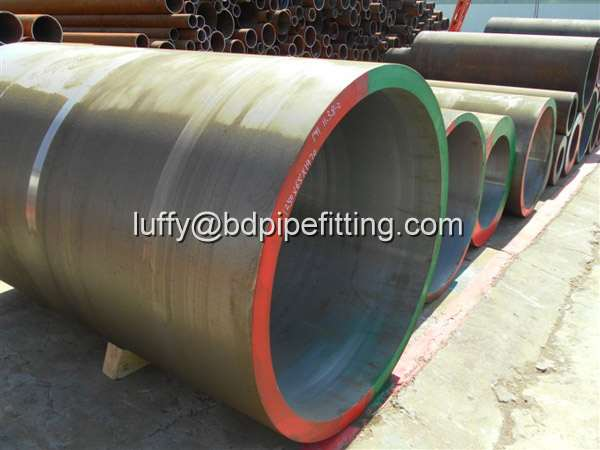 P9 seamless pipe