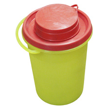 Professional factory selling for Portable Small Sharps Container, Sharp Disposal Container - China manufacturer. Sharps Container 0.7L supply to Yugoslavia Manufacturers