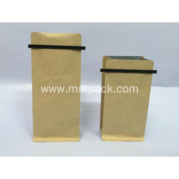 Coffee Bag with Tin Tie
