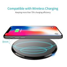 Supply for Ultra-Slim Wireless 10W Charger Wireless QI Fast Charging Pad Stand export to Saint Kitts and Nevis Factory