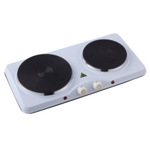 Leading for China Double Iron Hotplate,Double Burner Electric Hotplate,220V Hotplate Supplier 2500W Electric Double hotplate supply to Congo, The Democratic Republic Of The Exporter