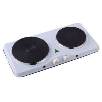High Quality countertop Double Electric Hot Burner