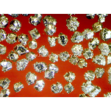 Superhard Material of Synthetic Diamonds NiCoated