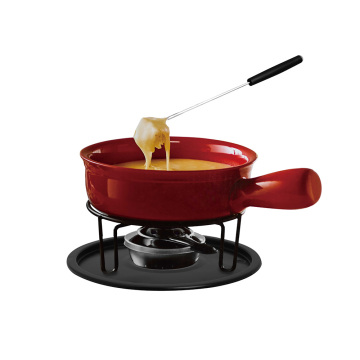 high quality fondue set