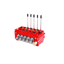Electro Hydraulic Proportional Control Valves