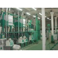50 tons of corn flour milling machinery