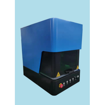 High Speed Mini 20w Fiber Laser Marking Machine