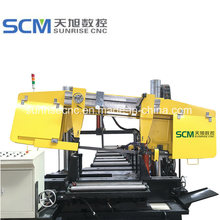 Excellent quality for for Beam Sawing Machine,Sawing Machine For Beams,Band Saw Machine Manufacturers and Suppliers in China Beams and Tubes Band Saw Machine supply to India Manufacturers