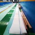 White Polyester Conveyor Mesh Belt
