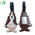 New Decoration Waterproof PVC Luggage Tag for Sale