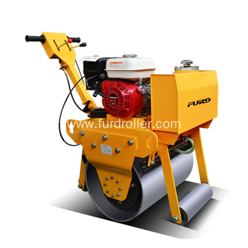 Easy Control Single Drum Asphalt Vibratory Road Roller