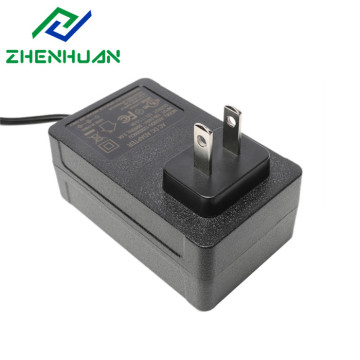 12.5w wall mount 5volt 2.5 amp power adapter