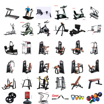 500㎡ complete gym package SERIES