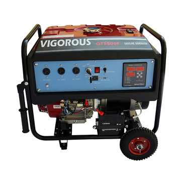 5KW Single Phase Gasoline Generator