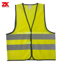 CE standard Children reflective safety vests