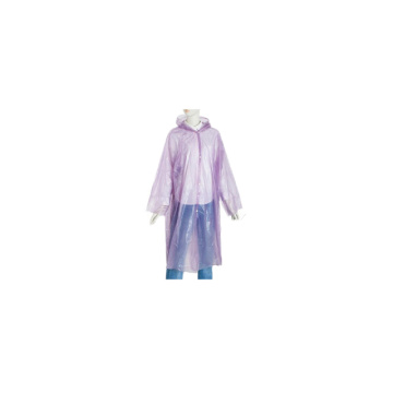 Emergency Selling Disposable Raincoat With Button
