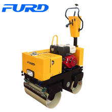 Good Quality for Walk-Behind Double Drum Roller Hand Held Soil Compactor Roller Machine export to Reunion Factories