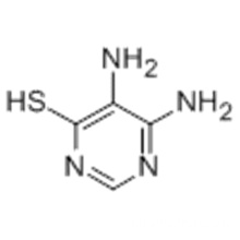 4,5-DIAMINO-6-MERCAPTOPYRIMIDINE CAS 2846-89-1