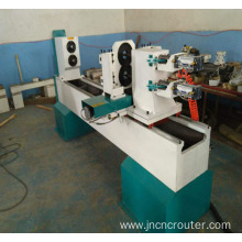 Automatic woodworking cnc lathe wood turning lathe