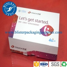 Customize Cellphone Cardboard Box Packaging Product