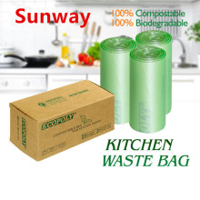 Free sample for China Biodegradable Garbage Bag,Biodegradable Trash Bags,Biodegradable Plastic Garbage Bag Manufacturer and Supplier Biodegradabel Kitchen Garbage Bags export to Germany Supplier
