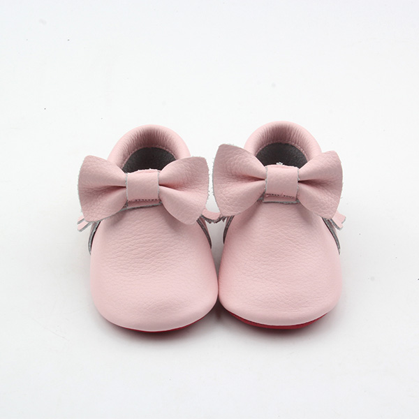 Red Bottom Baby Shoes