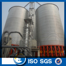 Storage Silo For Grain