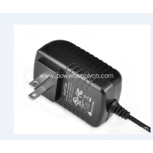 5V 2.5A wall plug power adapter