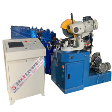 High Effective Steel Tube Roll Forming Machine