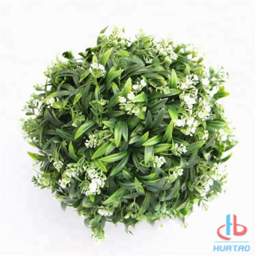 Customized for Artificial Outdoor Plants Indoor Decorative Artificial Plant Ball supply to Italy Supplier