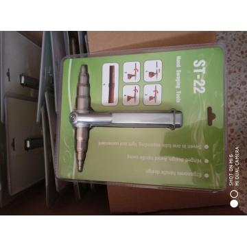 Hand swaging tool ST-22