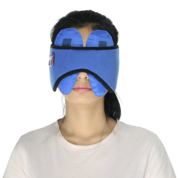 Cold Compression Therapy Gel Face Mask Cold Pack