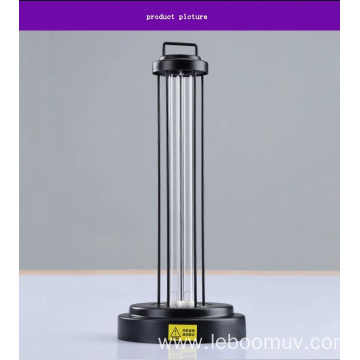 Ultraviolet Disinfection UVC Table Lamps