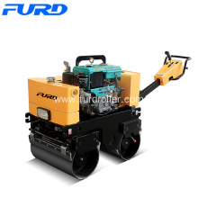 Factory directly sale for Manual Roller Compactor 800Kg Double Drum Manual Road Roller Compactor export to Mali Factories