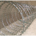 Hot Dipped Razor Barbed Strip Barrier
