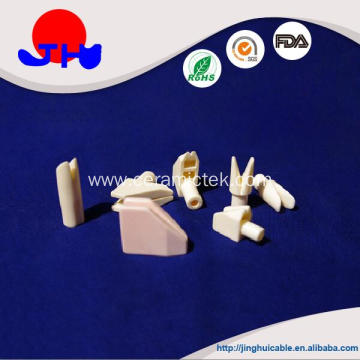 High Definition For for General Textile Ceramics 99.5% alumina oiling nozzle export to Germany Suppliers