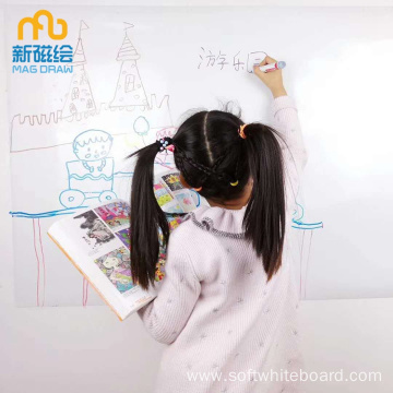 Portable Custom Flexible Steel White Board 60X90