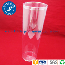 Quality for Clear Plastic Cylinder Tube Packaging Container Tube for Storage Use export to Paraguay Supplier