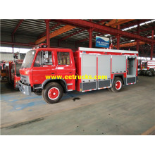 DFAC 6ton Foam Tank Fire Trucks
