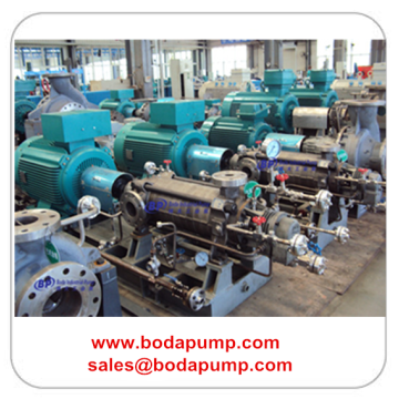 Manufactur standard for Petrochemical Process Pump Horizontal Multistage Chemical Pump export to French Polynesia Suppliers
