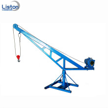 Convenient outdoor portable small lifting mini crane
