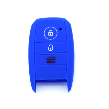 Leading for Kia Silicone Key Fob Cover Custom durable car key cover for KIA k5 supply to Poland Exporter