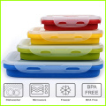 Daily Use Silicone Collapsible Lunch Box