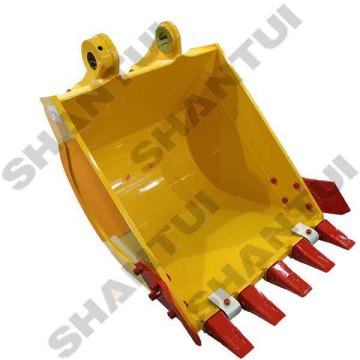 OEM excavator bucket for Caterpillar Komatsu excavator