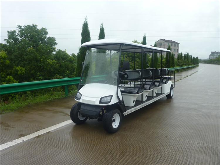 12 Seater Golf Cart