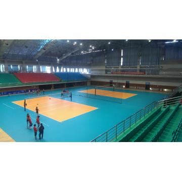 FIVB Recommended PVC Floor 7mm Volleyball Court